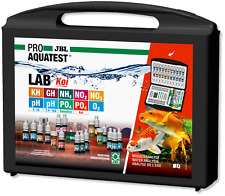 JBL Proaquatest Lab Koi - Professional Test Suitcase for Koi- and Garden Pond