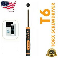Screwdriver for Ring Wifi video Doorbell Tool battery password access 1 2 Pro Op