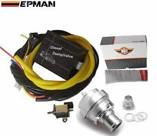 Valvola scarico EPMAN blow off elettrica turbo diesel universale tuning golfaudi