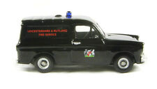 Corgi Trackside Ford Anglia Van Leicestershire Fire Service 1:76 New Dg207004