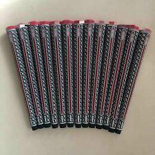 13Pcs For Golf Pride MCC ALIGN Z Grips Standard /midsize Grey-Red Set Free US