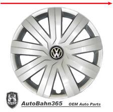 "New Genuine OEM VW Hub Cap Jetta 2015-2016 9-spoke Wheel Cover fits 15"" wheel"