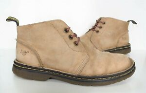 Mens  Dr Martens 8A71 Brown Leather Chukka/Desert  Ankle Boots Size UK 9