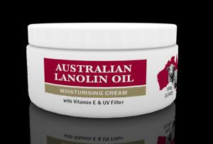 Lanolin Cream Australian Made 100g