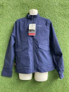 New Craghoppers Mens Outdoor NosiLife Varese Jacket Large Blue Navy
