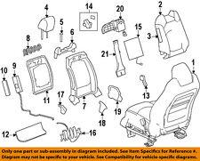 GM OEM Front Seat-Headrest Head Rest 22914504