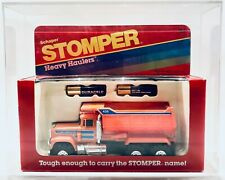 Schaper Stomper Heavy Hauler Orange Dump Truck in Restored/Repaired Packaging