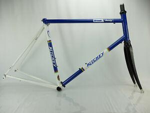 Ritchey Break-Away Road travel Bike Frameset 54cm to top WCS Logic Steel Blue