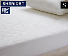 Sheridan UltraCool Single Mattress Protector - Snow