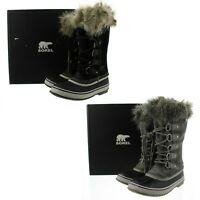 Sorel NL2429 Women's Joan Of Arctic Waterproof Insulated Lace Up Winter Boots