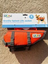 Outward Hound Life Jacket XS Dogs  5 - 15Lbs Safety Vest / Girth: 11-15 Inches