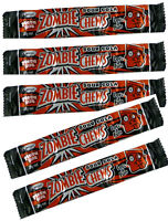 Zombie Chews Sour Cola x 20 Mega Size 28g Candy Buffet Favors Sweet Bulk Lollies