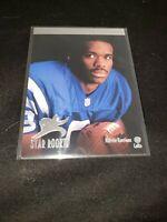 1996 Upper Deck Star Rookie Marvin Harrison *READ DESCRIPTION*