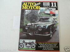 AMK 1998-11 BMW R60/5,100 YEAR NORTON,COMMANDO,CITROEN 2 CV EEND,CAMARO SS,JAGUA