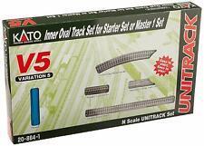 KATO N Scale Unitrack V5 Inside Loop Track Set # 20-8641