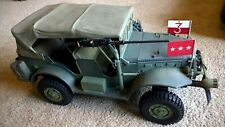 GI Joe 1/6 scale type vehicle by 21st Century Toys. Nice Dodge WC Series Truck