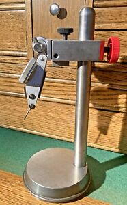 Dial Test Indicator Stand For Cylindrical Square Comparator Squar-Ol Style Tool