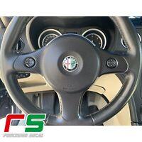 Alfa Romeo 159 ADESIVI decal cover razze volante con comandi carbonlook tuning