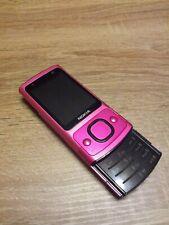 Nokia  Slide 6700 - Pink (Ohne Simlock) Smartphone