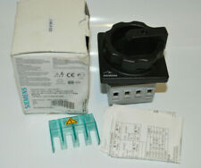 SIEMENS 3LD2003-0TK51 Main Switch, 90° Degree, 50/60Hz, 60947-3, 16A/690V, NEW
