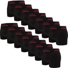 20 Paket Boxershorts Herren Unterwäsche Unterhose Microfaser Seamless S M L XL