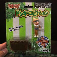 NINTENDO Takara Donkey Kong Country Candy Kong Vintage Figure Japan RARE