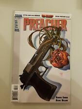 PREACHER #51 DC VERTIGO COMICS 1999 GLENN FABRY COVER GARTH ENNIS STEVE DILLON