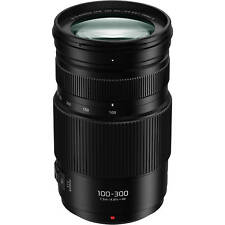 Panasonic Lumix G Vario 100-300 mm F4.0-5.6 II Power OIS Lens
