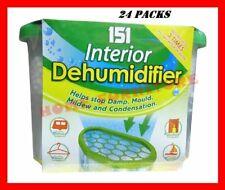 8 x NUOVA Interni Deumidificatore Stop Umido Umidità Muffa mowld Air Fresher Lemon