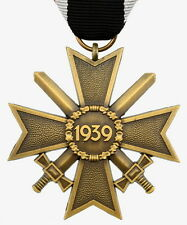 Deutsches Kriegsverdienstkreuz mit Schwertern 2.Klasse 1939 57er Orden WW2 WK2