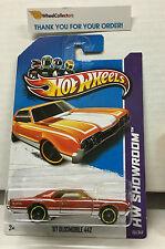 '67 Oldsmobile 442 #101 * Kmart Orange * Hot Wheels 2012 * HA4