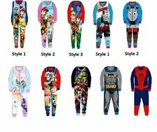 Character Polyester Nightwear (2-16 Years) for Boys