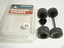 Scalextric - PLS 31 Axle Assembly F1 - NEW