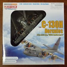 1/400 Diecast C-130H 179th Air Wing 60th Dragon Wings #56276 Factory Sealed MISB