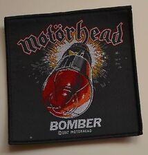 MOTORHEAD - Bomber - Patch - 9,9 cm x 9,8 cm - 164084