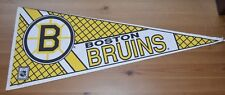Vintage Boston Bruins Wincraft Pennant NHL Hockey