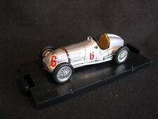 Brumm Mercedes-Benz W125 1937 1:43 #6 Rudolf Caracciola (GER) (JS) type 2