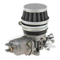 Carburetor Carb Air Filter for 2 Stroke 47cc 49cc Mini Moto ATV Dirt Pocket Bike