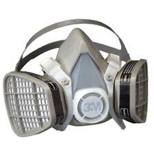 3m 21577 Half Facepiece Disposable Respirator 5301 Organic Vapor Large