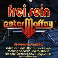 Frei Sein von Maffay,Peter | CD | Zustand gut