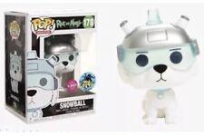 Funko Pop Snow Ball Flocked La Comic Con Shared Exclusive Hot Topic In Hand