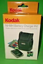 Kodak 4J3500 Ni-MH Battery Charger Kit w//2 Batteries  - CX/DX 6000/7000 Series