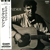 DOC WATSON-S/T-JAPAN MINI LP CD BONUS TRACK C94