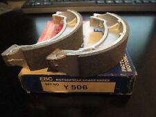 NOS EBC Yamaha Brake Pads IT175 TY250 # Y506