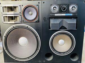 KENWOOD KL-10000Z 6 way 8 Speaker System Tested and Sounds Amazing! RAREShipping