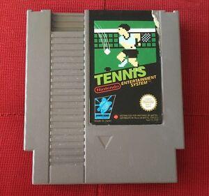 Tennis - NES - Nintendo Entertainment System