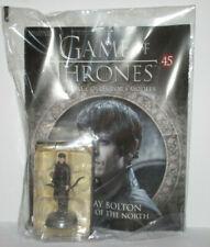 RAMSAY BOLTON | Game of Thrones Sammelfigur Nr. 45 Eaglemoss | NEU und OVP