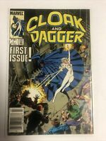 Cloak And Dagger (1985) # 1 (NM) Canadian Price Variant (CPV)  !