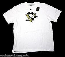 Pittsburgh Penguins NHL Reebok Center Ice White Captain C Jersey Shirt Logo 2XL