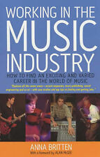 Very Good, Working In The Music Industry: How to Find an Exciting and Varied Car